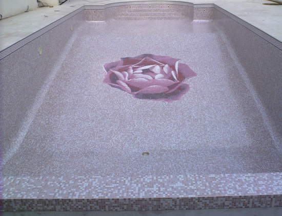 Swimming Pool Tiling Hampshire, Surrey & London